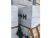 Thermalite block 100mm brand new delivery
