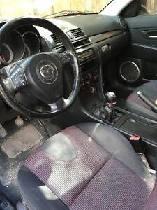 2004 Mazda Mazda3 Sport GT Sedan