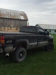 2002 Chevrolet C/K Pickup 2500 Kawartha Lakes Peterborough Area image 3