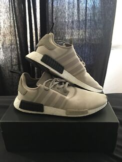 Adidas NMD Beige FOOT LOCKER EXCLUSIVE Size 13