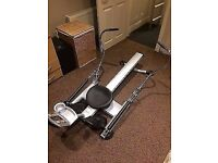 Home Rowing Machine - Domyos AV 500