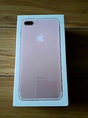 Iphone 7 PLUS 32 GB rose gold Brand New