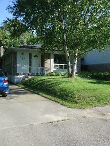 2 Bedroom, Lower Level Apartment in Newmarket, avail. Oct 1st