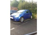 citroen c2 lovely car nice alloys full service history great condition long mot 04 plate new tyres