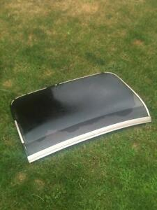 drivers side t roof
