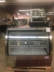 brand new and used deli/pastry cooler on sale