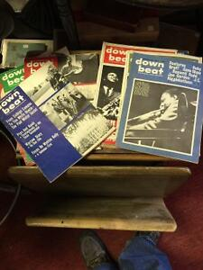 Down Beat Jazz Magazines Early 1960's
