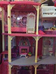 3 story dream house for girl