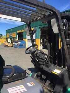 Mitsibushi Forklift Campbell River Comox Valley Area image 3