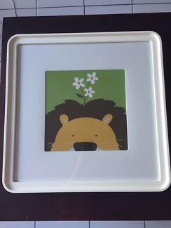 Used Framed Childrens Pictures