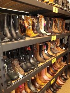 Your Local Source for Western Wear & Cowboy Boots