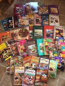 60+ Cookbooks