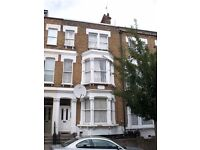 Large bedsit with own shower/toilet/basin in Kilburn including c-tax