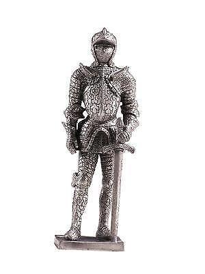 Pewter Knight Figurine | eBay