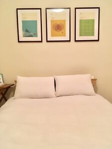 Double Futon Frame and Mattress Elwood Port Phillip Preview