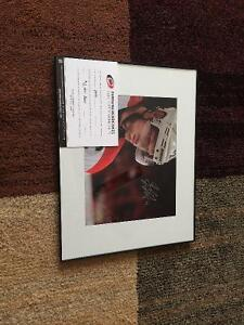 Eric Staal Framed Photograph Peterborough Peterborough Area image 1