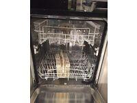 Newworld Integrated Dishwasher Full Size 60cm 12 Place