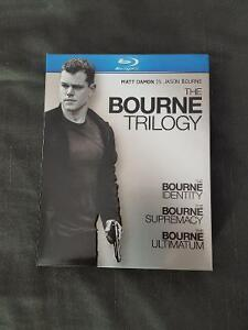 The Bourne Trilogy + Bourne Legacy Disc