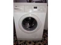 Bosch Washing Machine 1600 spin With Free Delivery