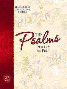 Psalms Poetry on Fire: Illustrated Journaling Edition by Simmons, Brian