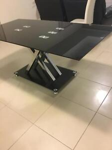 Glass Dining table Darch Wanneroo Area Preview
