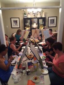 Let's Paint - Paint Night Parties in your own home! London Ontario image 2