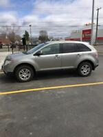 Ford Edge with 2 sets of tires