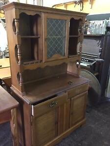 Vilas antique hutch
