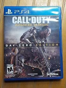 COD: ADVANCED WARFARE (PS4)