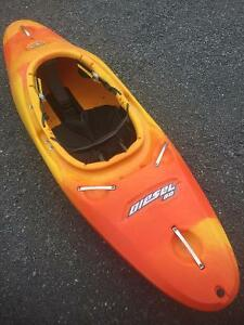 WAVESPORT DIESEL 60 CITRUS (YELLOW/ORANGE) $550