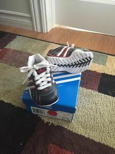 Adidas size 3 sneakers