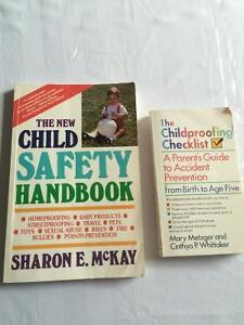 Two books on Child Safety