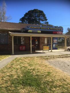 Licensed Post Office, Mount Victoria