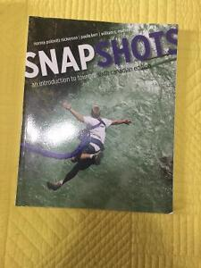 SNAPSHOTS: AN INTRODUCTION TO TOURISM SIXTH CANADIAN EDITION