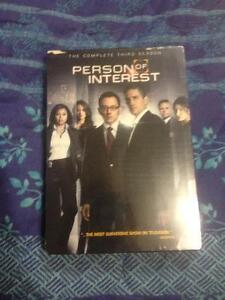 Person of Interest: The Complete Third Season London Ontario image 1