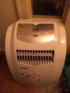 Haier 9000 BTU 3-in-1 Portable Heater A/C Dehumidifier