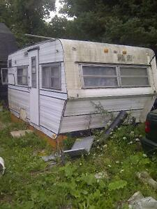 Three trailers for sale