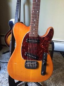 G&L ASAT Made in the U.S.A.