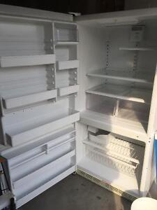 Kenmore fridge, stove, dishwasher
