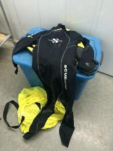 0.5mm  full body wetsuit, flippers, boots
