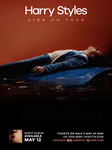Harry Styles - Air Canada Centre VIP