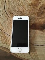 IPhone 5s gold Rogers Fido Chatr