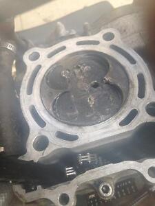 trade blown up rmz 250 For running dirt bike