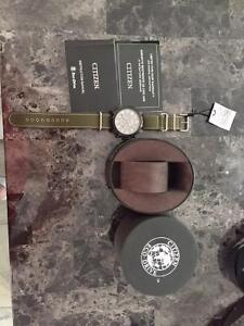 Citizen Military Eco-Drive **NEW / NEUF**