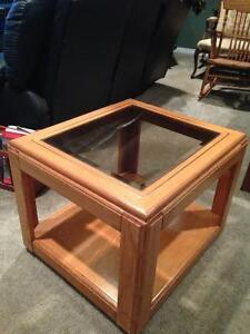 Variety of side tables