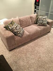 Urban barn buy or sell a couch or futon in calgary kijiji classifieds - Sectional sofa bed calgary ...