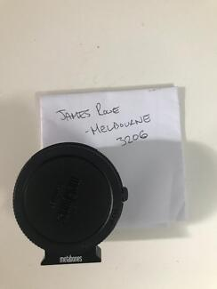 Metabones Canon EF Lens to Sony E-Mount Camera Lens Mount Adapter