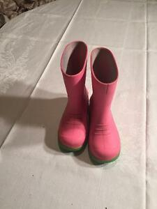 Size 10 Toddler Rubber Boots
