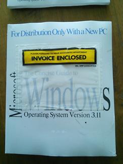 Microsoft Windows 3.11
