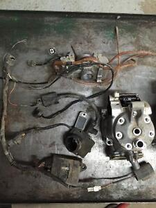 Parts engine with extras